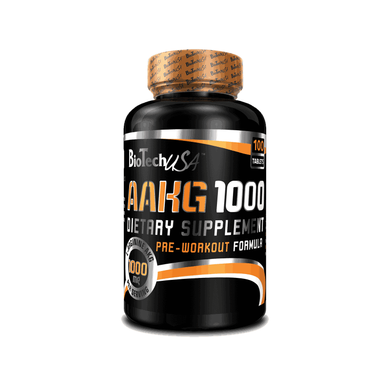 Biotech USA – AAKG 1000 – 100 Tabletten