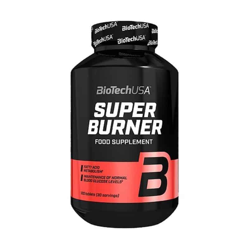 BioTech Super Fat Burner – 120 Tabletten