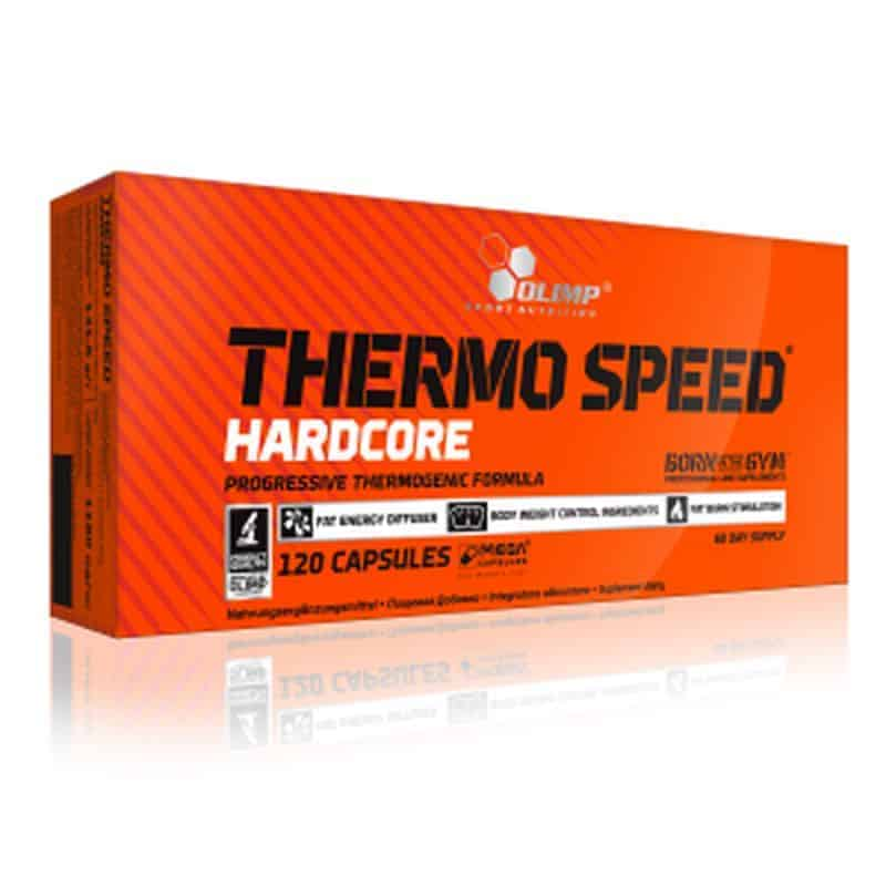 Olimp Thermo Speed Hardcore Mega Caps 120 Kapseln